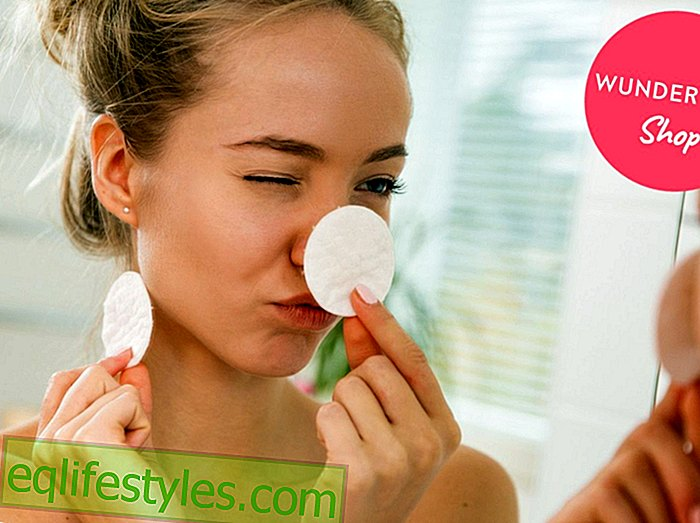 Clean clear pores - this is how it works effectively and simply