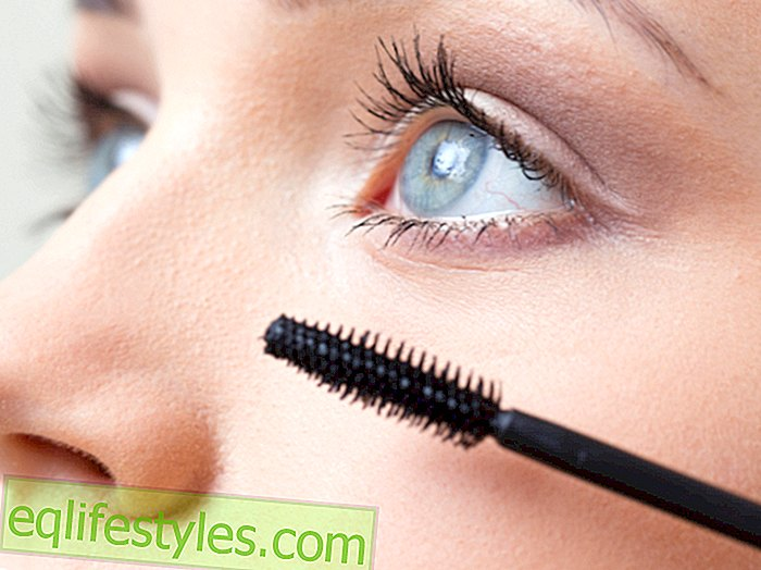 Mascara Grow your eyelashes fast: With this mascara your eyelashes grow by 430 percent!