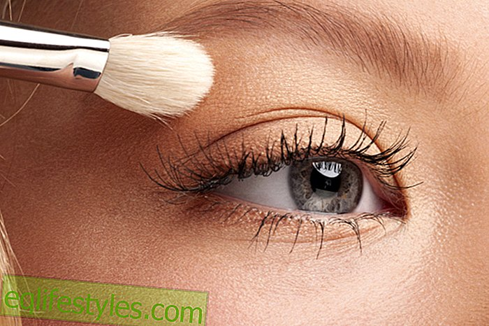 Make-up - Make-up instructions Step-by-step