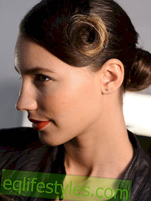 Beauty: Simple updos with instructions