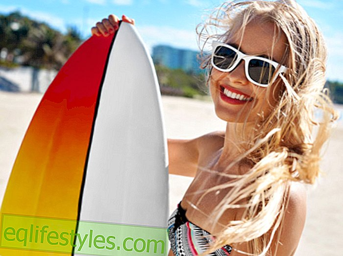 That must not be missing! 7 must-haves for the summer vacation