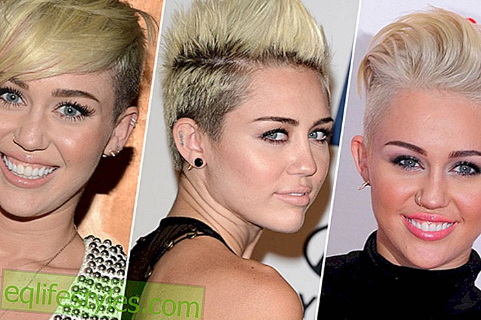 Miley Cyrus' Hairstyle: That's how she lets her hair grow