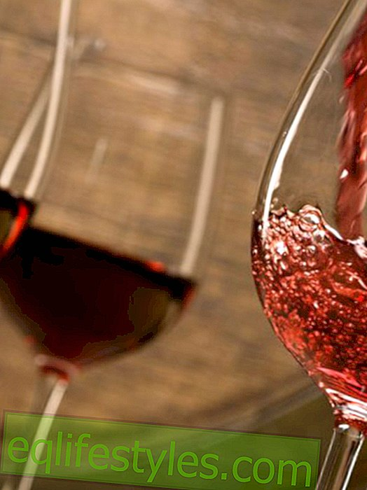 Healthy: Red wine for heart attack: prevention with the grape juice
