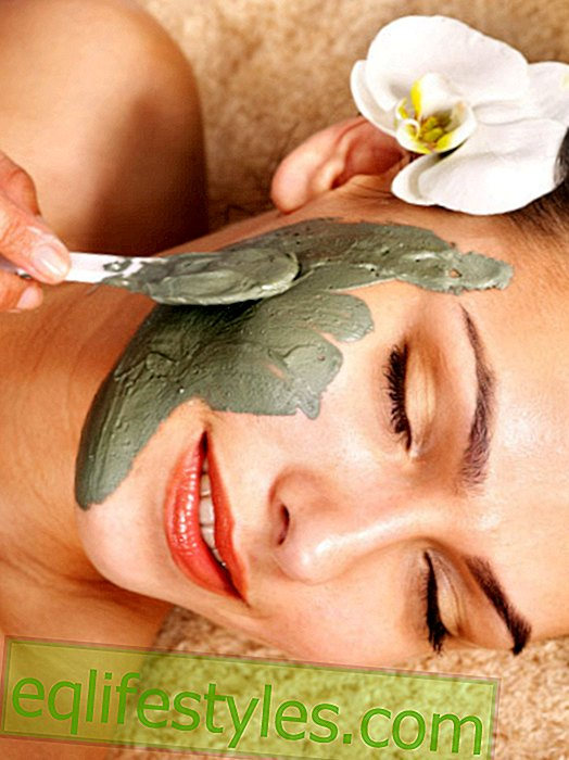 Beautiful skin: care for the body with healing earth