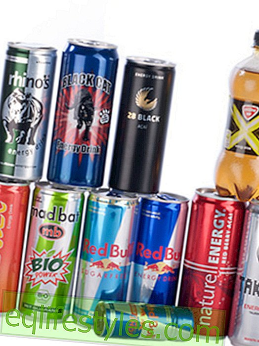 Death by Red Bull?  So dangerous are energy drinks