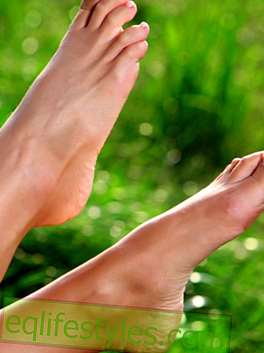 Athlete's foot home remedies: lavender oil helps!