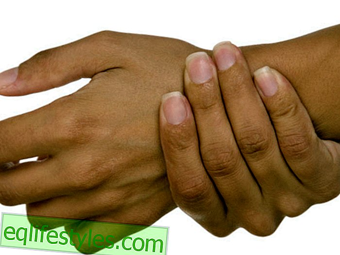 Healthy - What helps with rheumatism in the hands?