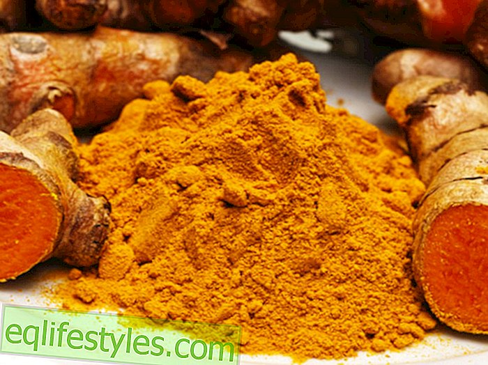 Turmeric: What curative effect does turmeric have?