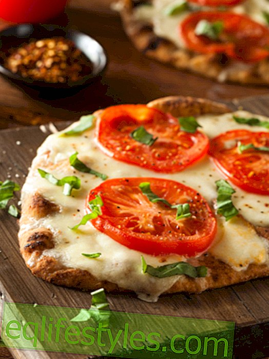 Fast Pizza: pizza davela lightning recipe