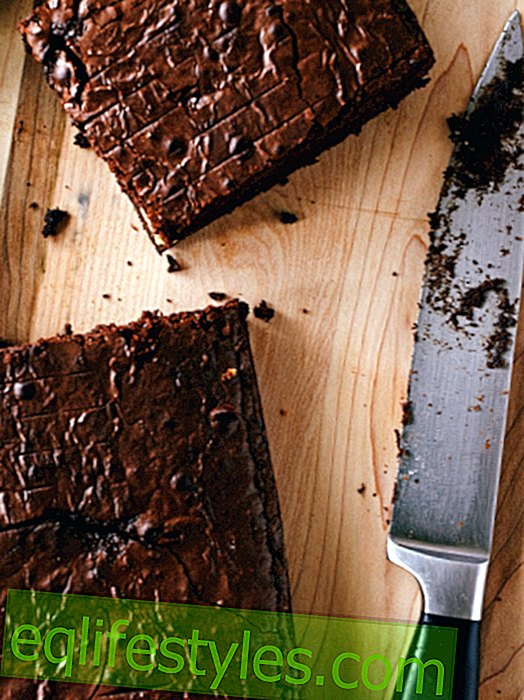 Milk Rice Chocolate Brownies - Soulfood deluxe