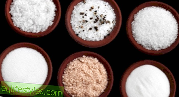 Ten things you should know about salt