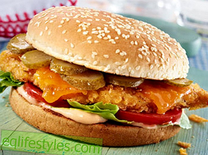 Healthy Fast Food: 13 Burger Recipes
