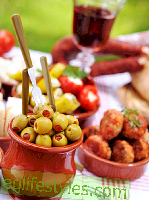 Tapas Recipes: We're celebrating a tapas party!