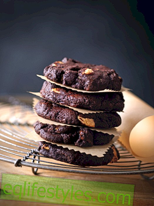 Cookies Recipe: 12 Small Crunchy Biscuits