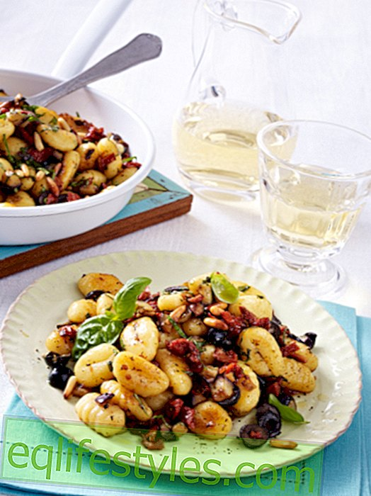 Cook: Gnocchi recipes: Italian potato dumplings