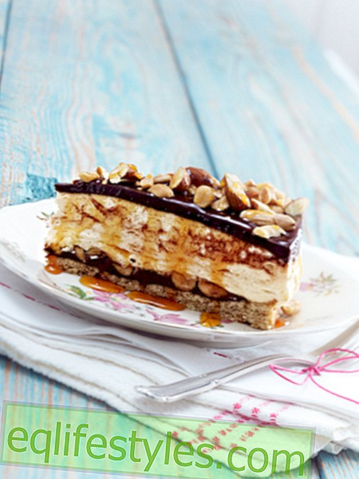 Cook - Peanut Butter Cheesecake: Original recipe