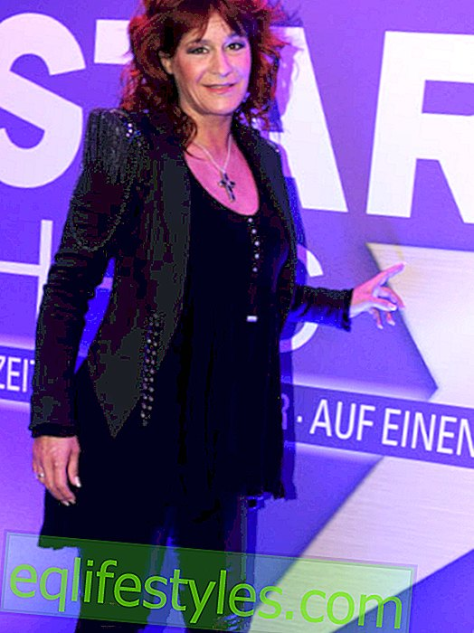 Andrea Berg: Your social commitment