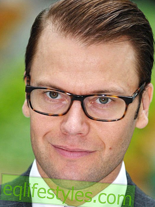 Concern for Prince Daniel