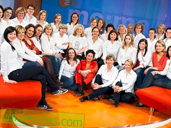 100 percent women's quota at the ZDF morning magazine