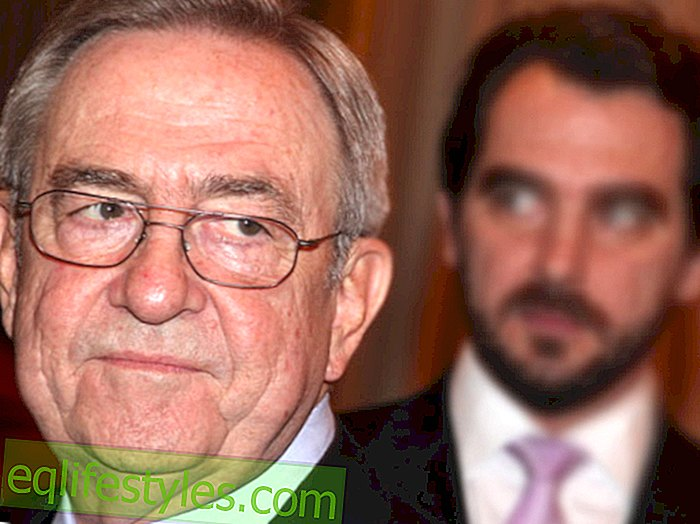 Ex-King Constantine: Now the state is selling off its palace