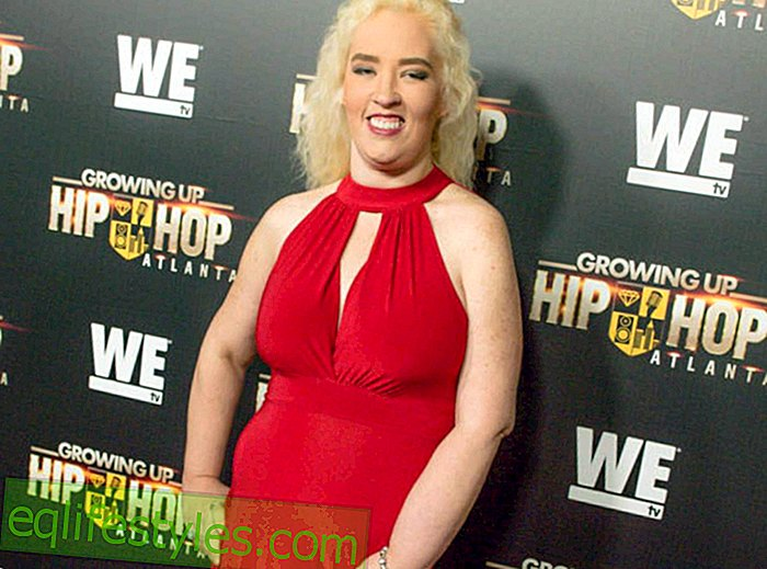 Loss of weightMama June Shannon: TV star dropped 136 kilos - and now looks like this