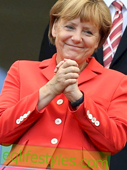 Angela Merkel: You can rent your apartment for 55 euros