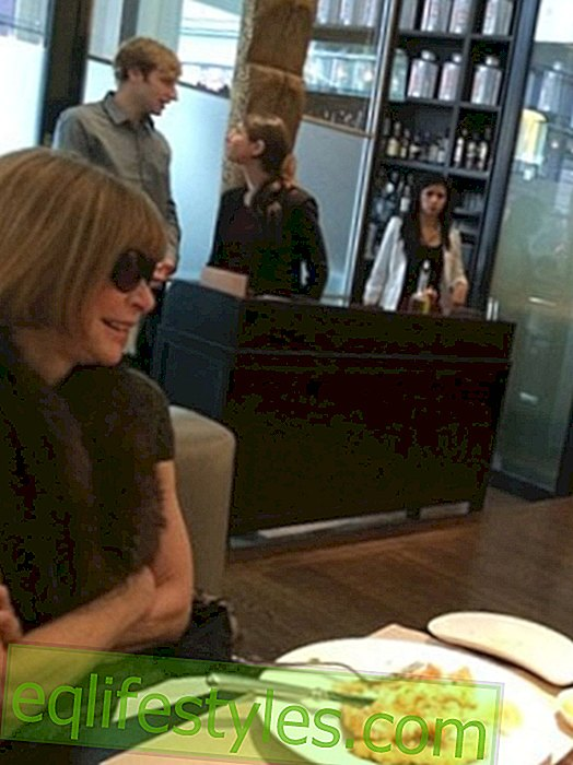 "Kim Kardashian: ""The best day of my life"" - with Anna Wintour"