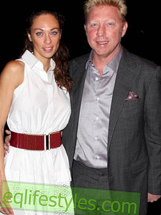 Life - Boris Becker and his Lilly: After reconciliation, their biggest wish comes true