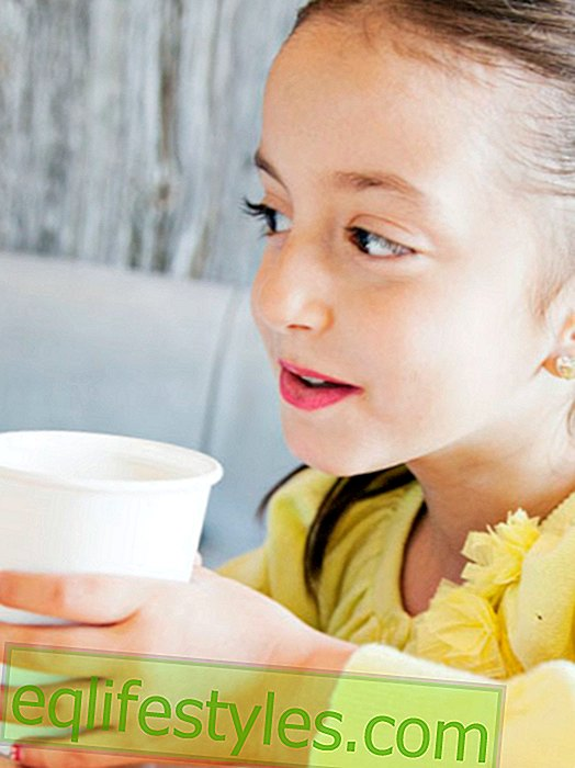 What happens when children drink coffee - video