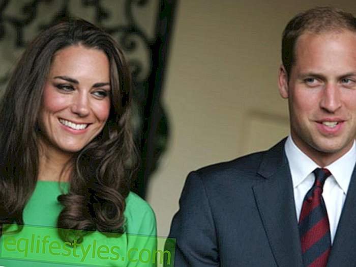 Prins William og Kate: Privat et normalt par