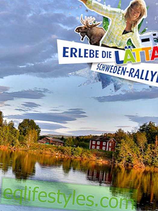 LÄTTA Sweden Rally