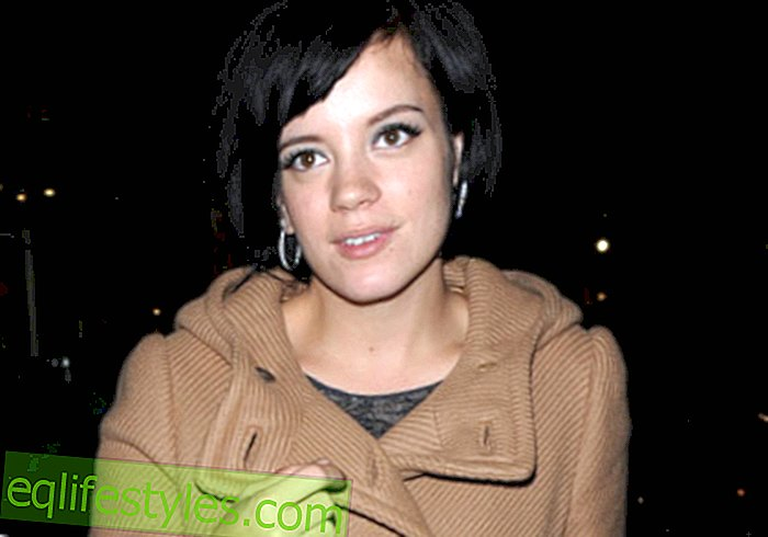 Lily Allen deletes showbiz friends