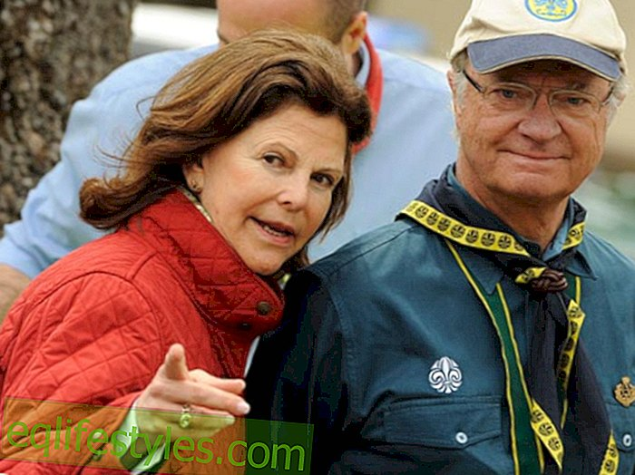 Queen Silvia and King Carl Gustaf: Love is back!