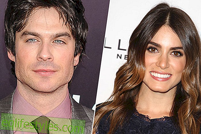 Kas Ian Somerhalder ja Nikki Reed on paar?