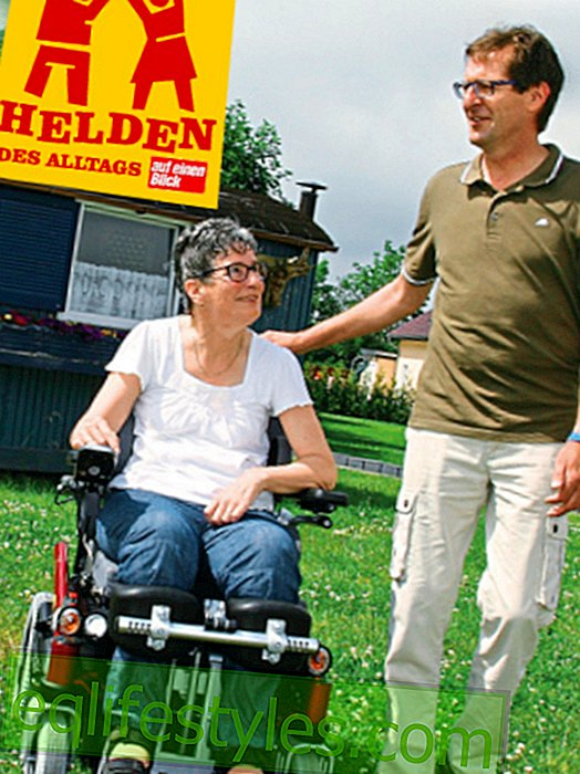 Heroes of the Everyday 2014 No. 12 - She fights for wheelchair users