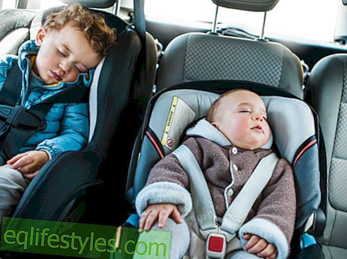 Children Caution: These Isofix straps are dangerous for your child!