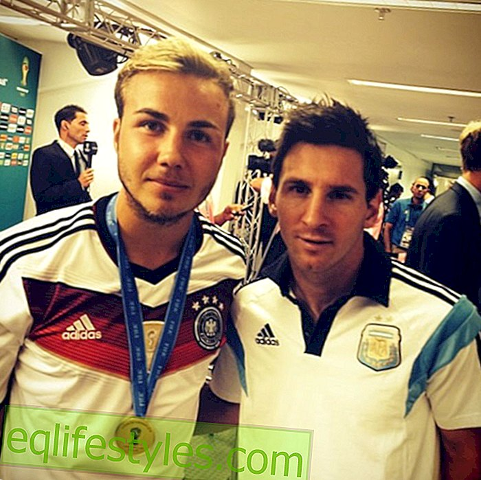 Mario G  tze has a big heart for Lionel Messi and Marco Reus