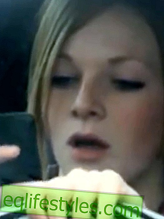 Horror video: Cell phone use in the car ends in disaster