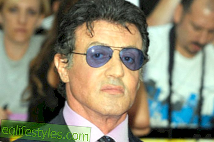 Life - Sylvester Stallone's crazy marriage
