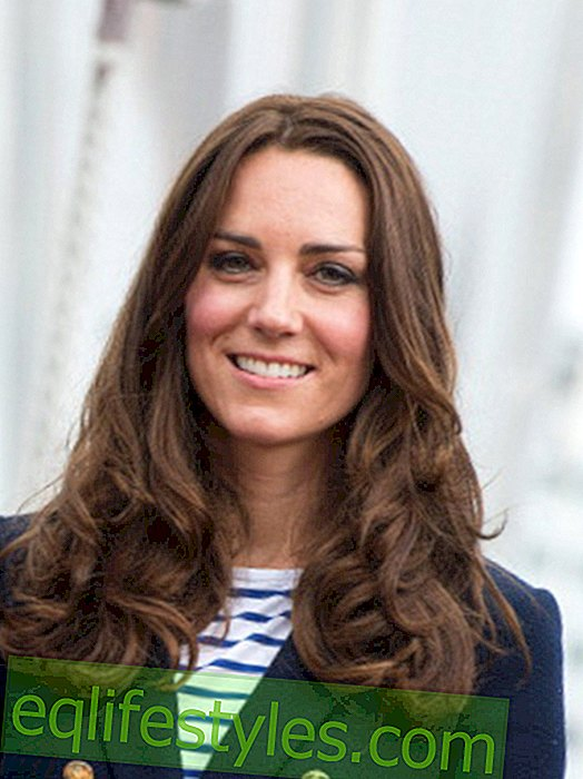 Kate Middleton on jälle rase?