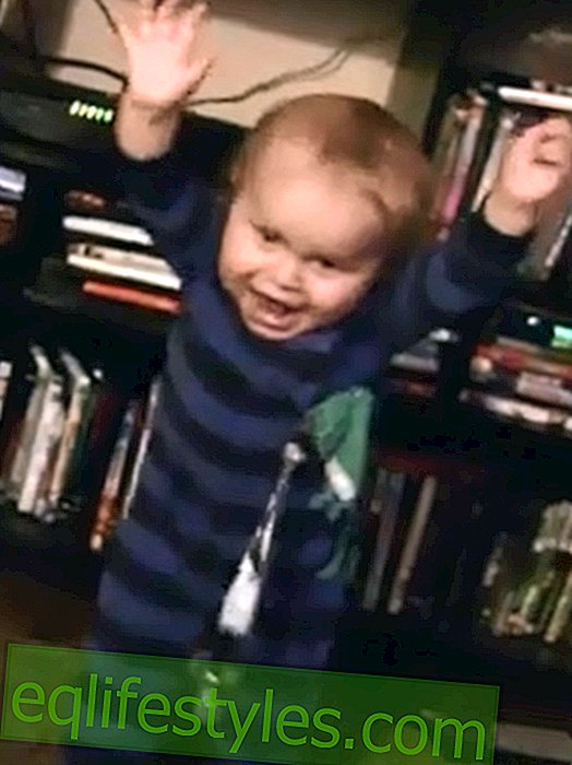 Life: Gorgeous video: Baby dances to Disney's Frozen!