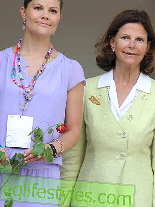 Queen Silvia & Crown Princess Victoria: What only a mother of her daughter can say