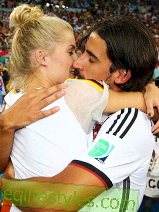 The best World Cup Kiss 2014