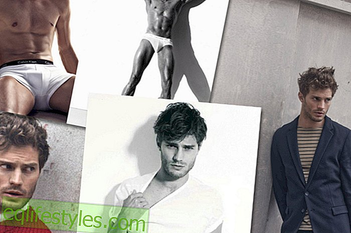 "Shades of Jamie Dornan Jamie Dornan: From underwear model to ""Shades of Gray"" star"