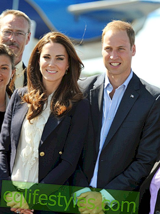 William y Kate: ¡Miedo de su bebé!