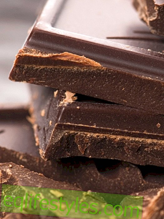 How to recognize good chocolate