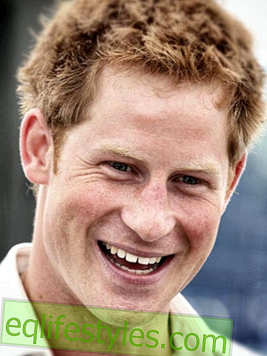 Prince Harry: nightclub as a danger zone