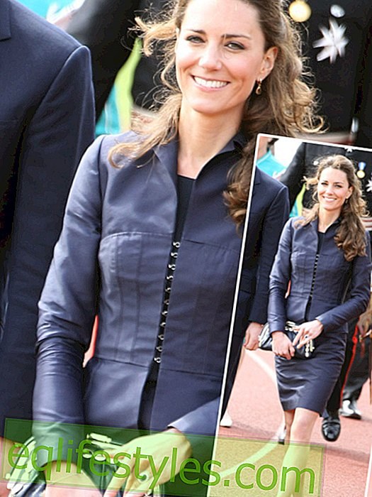 Kate Middleton has lost a lot