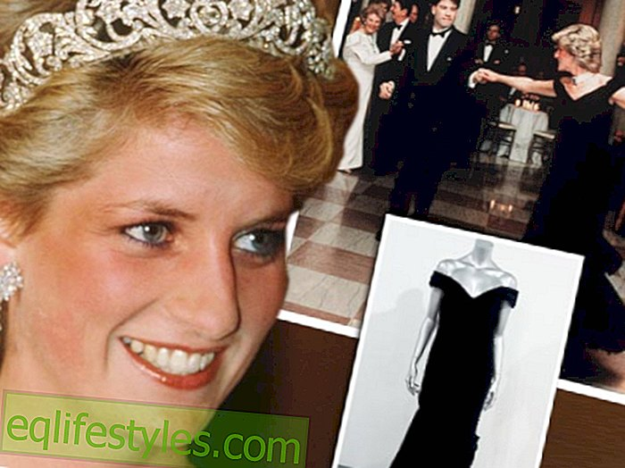 Princess Diana: Most beautiful clothes auctioned
