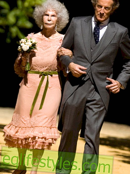Wedding of Duchess of Alba and Alfonso Díez